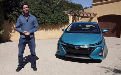 Toyota Prius Prime 2017 - Prueba A Bordo Completa