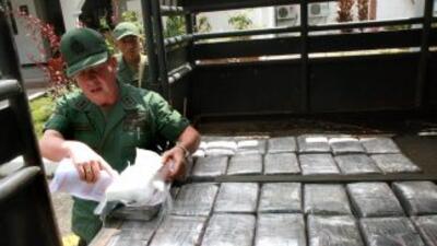 El narcotráfico local posee la franquicia de dos rutas extraordinarias p...