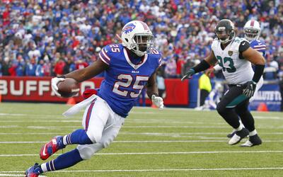 Top 5 Carreras de la Semana 12 | LeSean McCoy se escabulló 75 yardas has...
