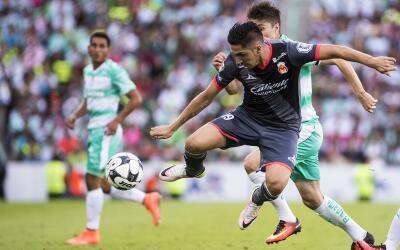 Morelia y Santos se verán las caras en el Estadio Morelos.