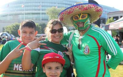 Mexicanos Soldier Field