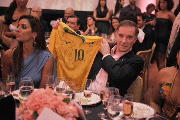 EIKE BATISTA- Este empresario brasileño es el presidente de MMX Mineraca...