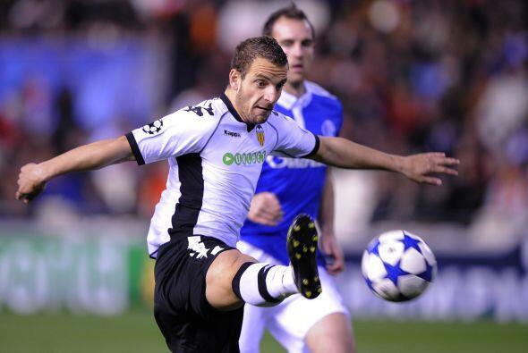 Por su parte, el Valencia recibió al Schalke 04.