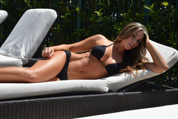 Paola Cañas es Miss Mamacita