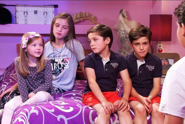Luz, Guille, Alex, Alicia, Sebastián y Fanny harán de las suyas para que...