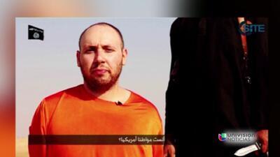 Video muestra decapitación de segundo periodista estadounidense por ISIS
