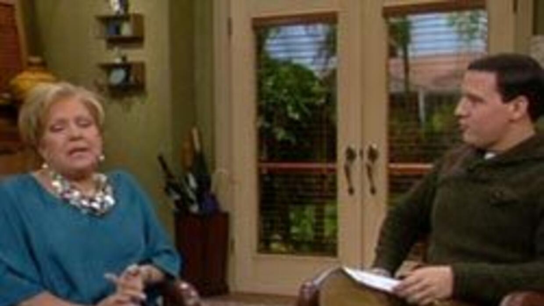 La doctora Nancy opinó de la futura convivencia de Obama con su suegra.