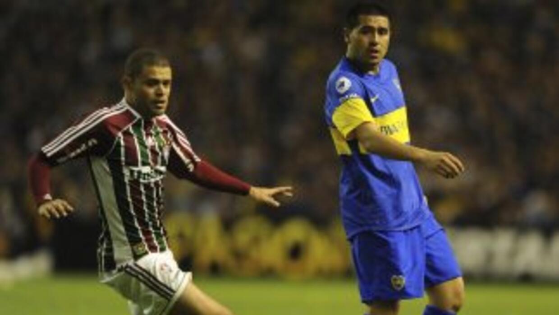 Fluminense, campeón brasileño 2012, envió una propuesta de contrato a Ju...