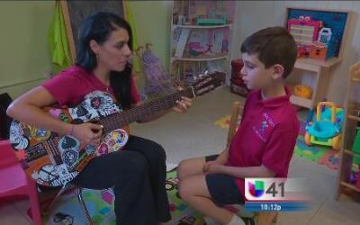 Terapia Musical, ideal para niños autistas
