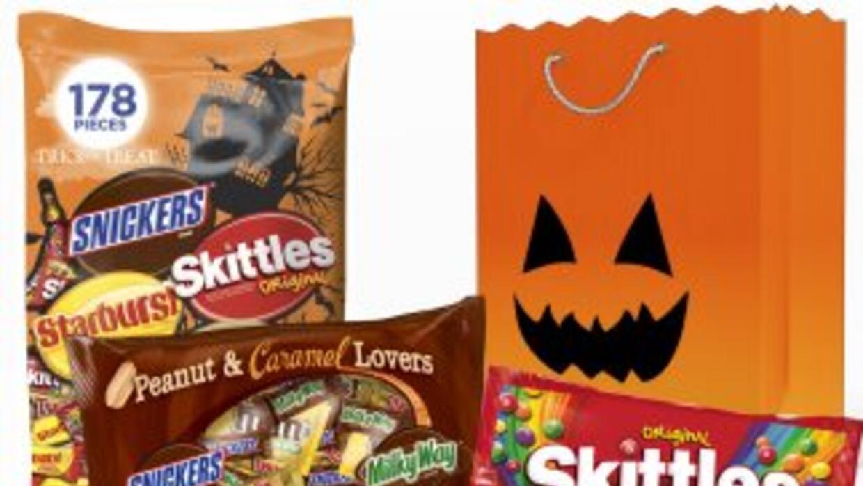 Las bolsitas de dulces son un infaltable en Halloween, lo mismo para el...