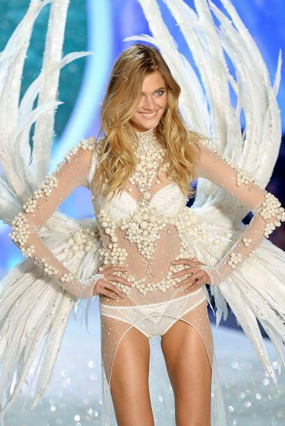 Constance Jablonski, al igual que otras modelos, tuvo la oportunidad de...