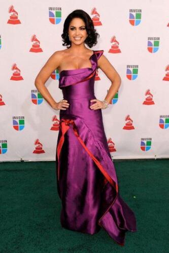 La mexicana y el púrpura hacen buena mancuerna.