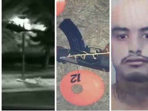 Niño muere en manos de la policía por llevar arma de jugue...