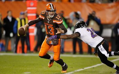 McCown tendrá que guiar a Cleveland Browns frente a la férrea defensa de...