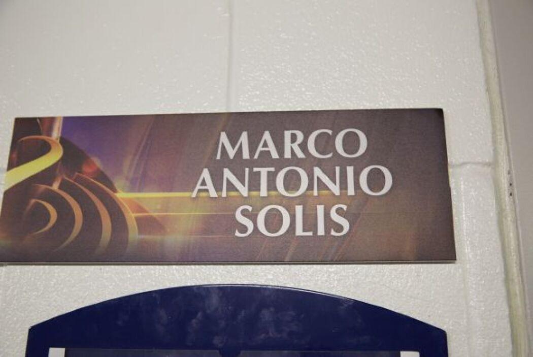 Marco Antonio Solís, 'El Buki', también tiene un lugar especial en el Am...