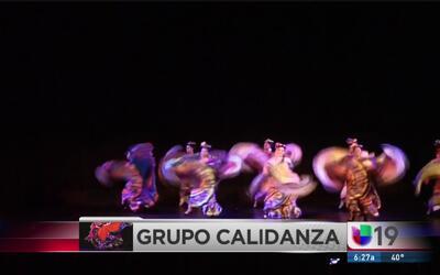 Grupo Calidanza llega a Sacramento con un espectáculo de baile regional