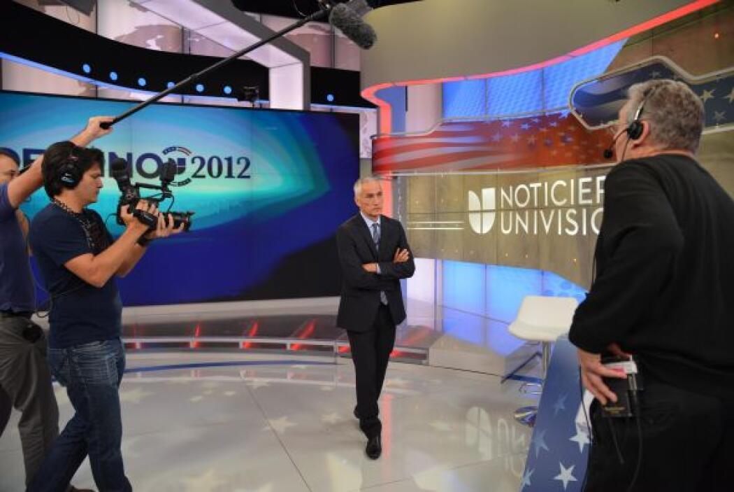 Univision cubre así el desenlace electoral