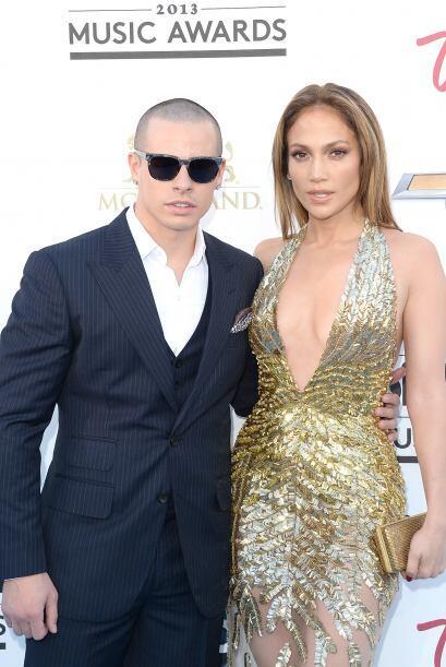 Después de su separación de Marc Anthony, Jennifer Lopez e...