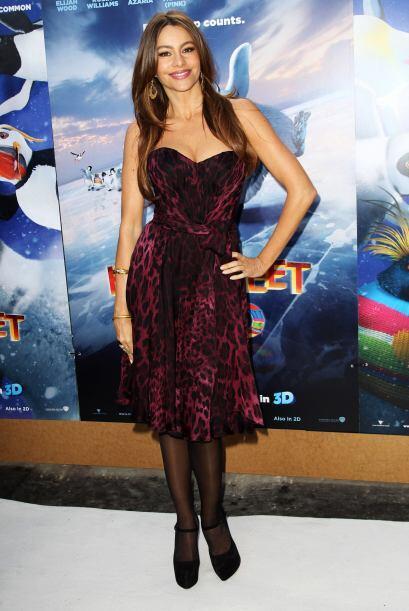 La audiencia latina está orgullosa de la actriz por su actitud ante la v...
