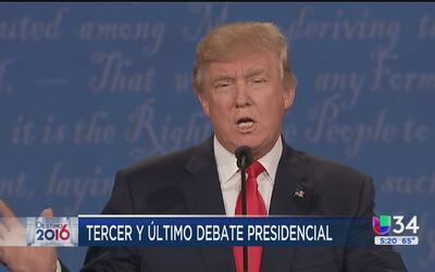 """Donald Trump asegura que deportará a los """"bad hombres"""" de EEUU"""