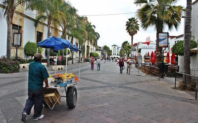 Corredor de San Marcos, Aguascalientes