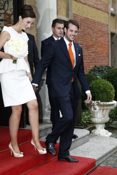 La boda del príncipe Félix de Luxemburgo 8c197cb4bab8488397e5ab7dd7be0a4...