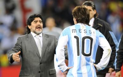 Passarella señaló que Messi puede alcanzar a Maradona en poco tiempo