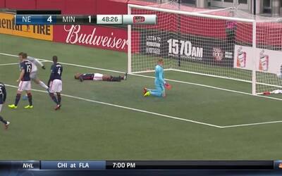 En otra tarde para el olvido Minnesota encuentra consuelo en los goles d...