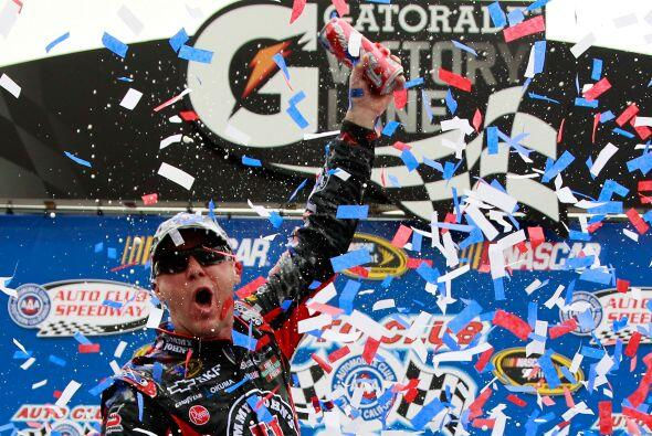 La próxima prueba de la Serie Sprint de la NASCAR será la...