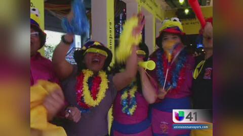 ¡Ecuador se inflama con la pasión futbolera!
