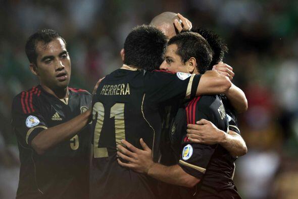 (Con información de Medio Tiempo) La despedida de la Selección Mexicana...