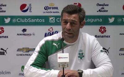 Santos optimista frente a Chivas