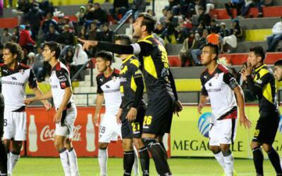 Atlas cayó de visitante en la Copa MX.