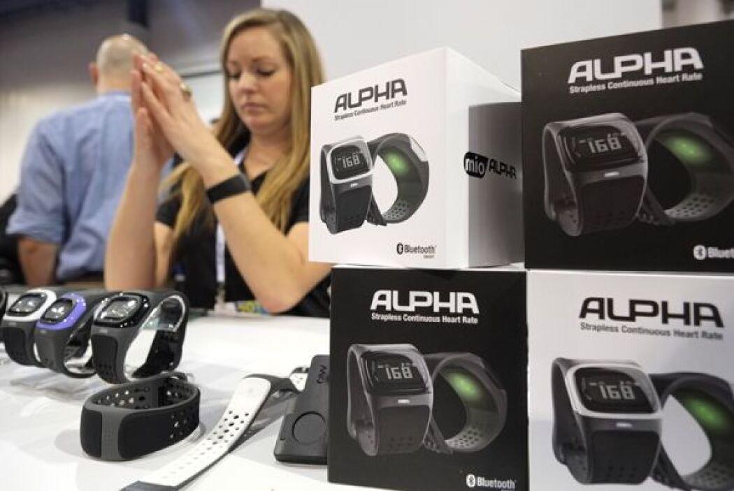 Los relojes con sistema de monitoreo cardiaco son cada vez más comunes.