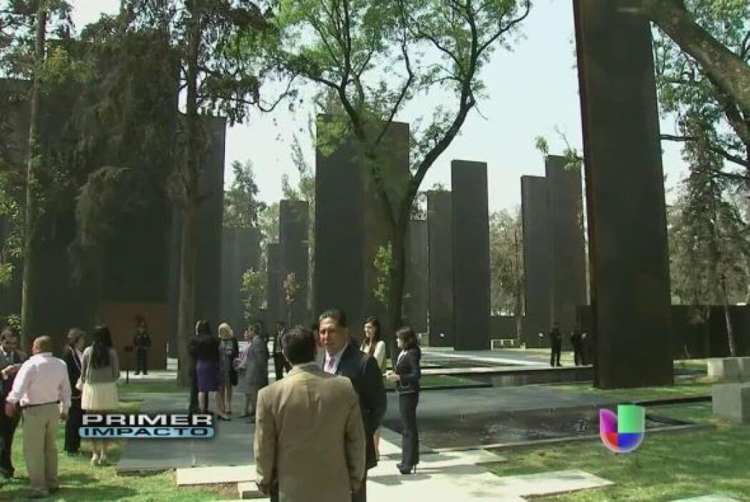 La obra con la que se comprometió el gobierno del expresidente mexicano...
