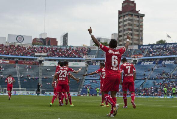El domingo 1ro de Marzo, en la Jornada 8, Toluca recibirá en el Nemesio...