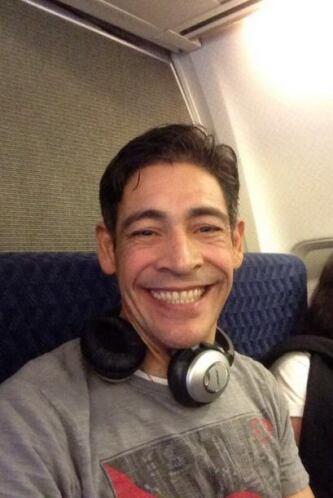 """""""Ya de camino Monterrey"""", dijo Johnny Lozada. (Diciembre 3, 2013)"""