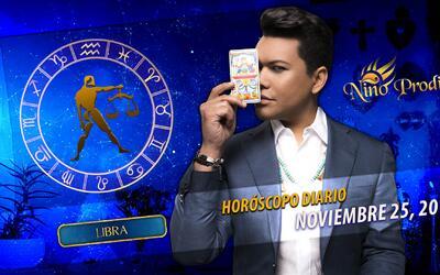 Niño Prodigio – Libra 30 de Noviembre, 2016