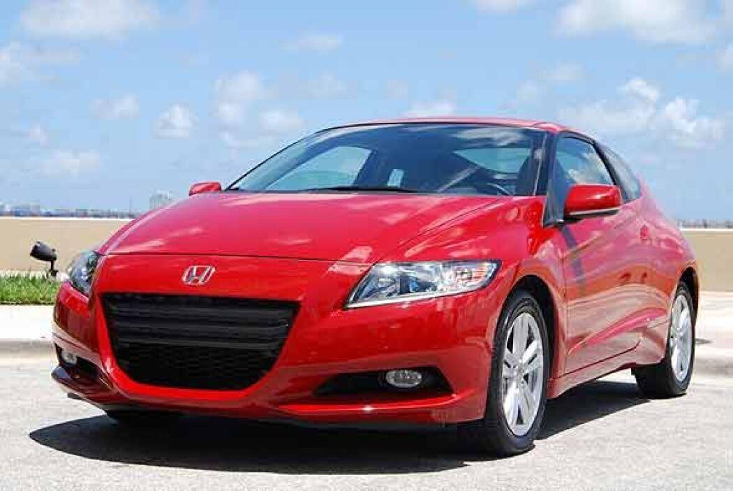 El CR-Z representa la sexta versión de la tecnología IMA de Honda desde...