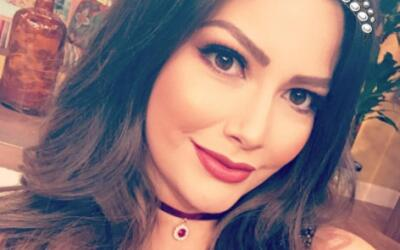 Ana Patricia es la reina de las selfies
