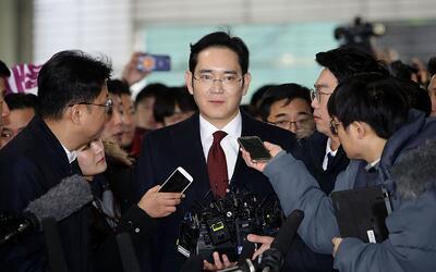 Lee Jae-Yong, vicepresidente de Samsung, implicado en un caso de corrupc...