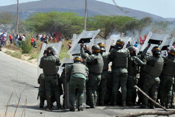 El incidente carcelario más grave ocurrido en Venezuela en los últimos a...