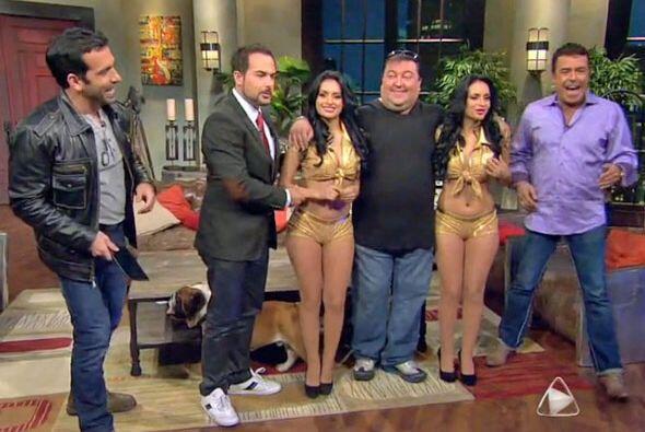 Dani, Carlos y Gabriel se pusieron celosos y les prohibieron que se junt...
