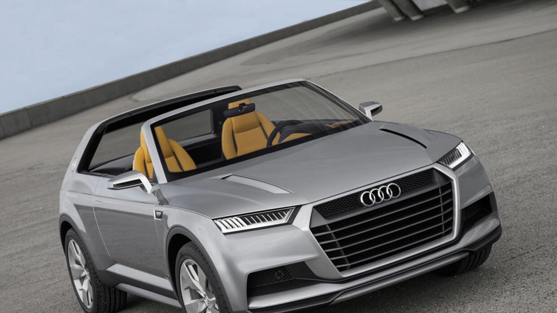 Audi Crosslane Coupé Concept del Auto Show de Paris 2012