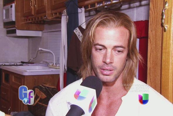Por ejemplo, aunque empezó como modelo, William Levy tiene una pa...