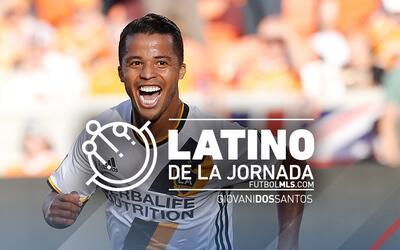 Latino de la Jornada | Giovani dos Santos