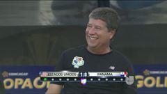 Goooolll!!! Román Torres anota su penalti para el Panamá