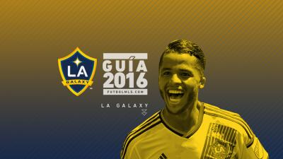 LA Galaxy, Guia 2016