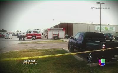 Un hombre decapitó a su compañera de trabajo en Oklahoma