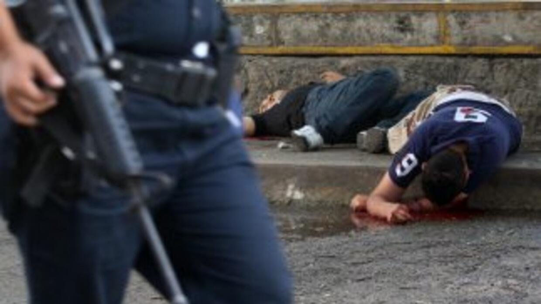 Desde que inició la guerra contra el narcotráfico, en 2006, la cifra de...